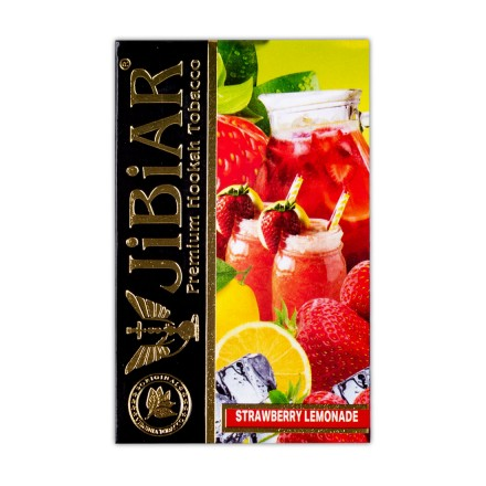 Табак JIBIAR Strawberry Lemonade 50 грамм