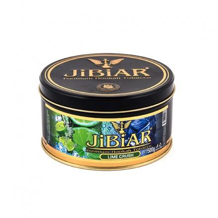 Табак JIBIAR Lime Crush 500 грамм (Лайм Лимон)