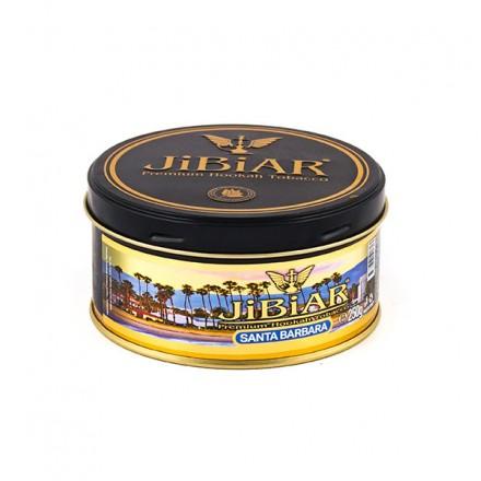Табак JIBIAR Santa Barbara 1000 грамм (Ментол Персик Голубика)