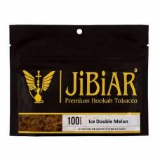 Табак JIBIAR Ice Double Melon 100 грамм