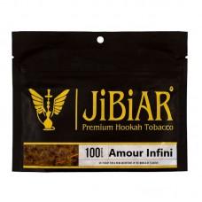 Табак JIBIAR Amour Infii 100 гр (Питайя Арбуз Маракуйя Манго)