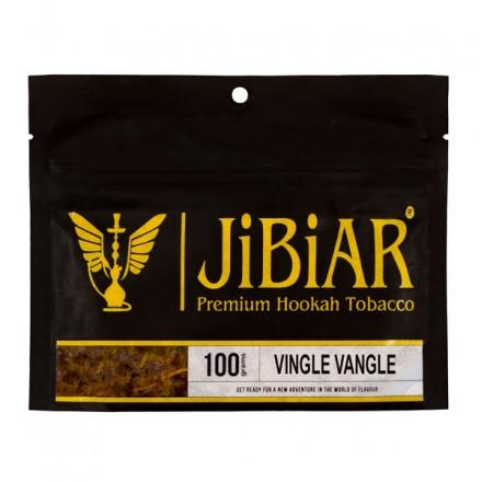 Табак JIBIAR Vingle Vangle 100 грамм (Апельсин Лайм Грейпфрут)