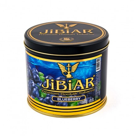Табак JIBIAR Blueberry 1кг (Черника)