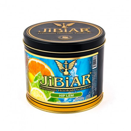 Табак JIBIAR Hip Lem 1 кг (Лайм Апельсин Лед)
