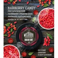 Табак Must Have Barberry Candy 125 грамм (барбариска)