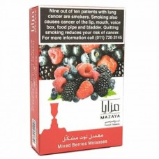 ТАБАК MAZAYA Berries 50g (лесная ягода)