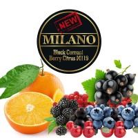 Табак Milano Black Currant Berry Citrus M119 50 грамм (черная смородина ягоды апельсин)