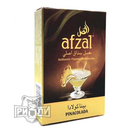 Табак Afzal — Pinacolada (Пинаколада, 50 грамм)