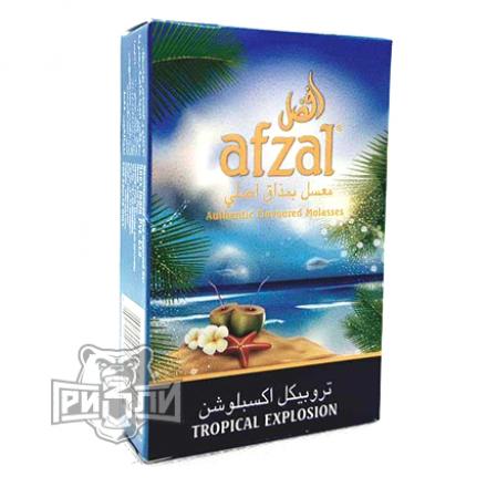 Табак Afzal — Tropical Explosion (Тропический Взрыв, 50 грамм)