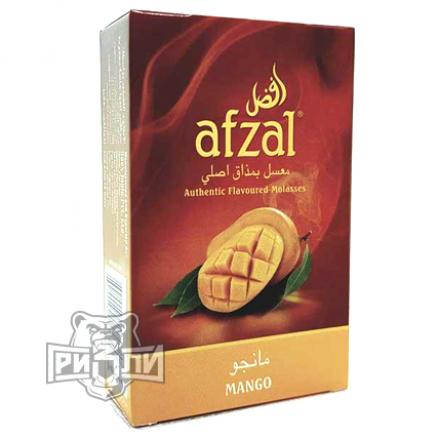 Табак Afzal — Mango (Манго, 50 грамм)