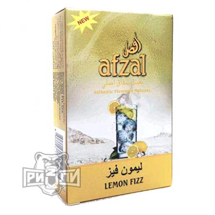 Табак Afzal — Lemon Fizz (Освежающий Лимонад, 50 грамм)