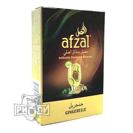 Табак Afzal — Gingerelle (Имбирный эль, 50 грамм)