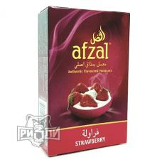 Табак Afzal — Strawberry (Клубника, 50 грамм)