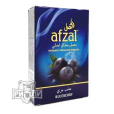 Табак Afzal — Blueberry (Черника, 50 грамм)
