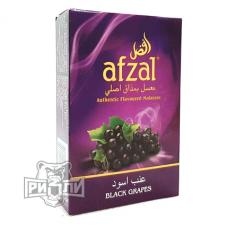 Табак Afzal — Black Grapes (Черный Виноград, 50 грамм)