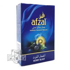 Табак Afzal — Berry Blast (Ягодный Взрыв, 50 грамм)
