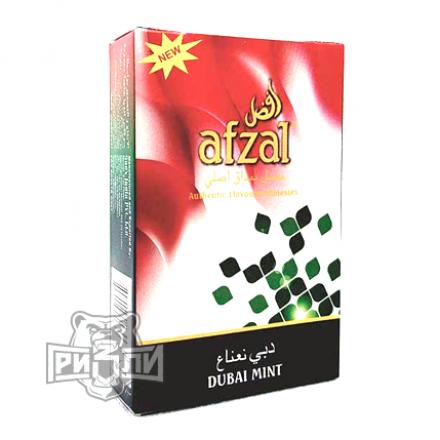 Табак Afzal — Dubai Mint (Мята, 50 грамм)