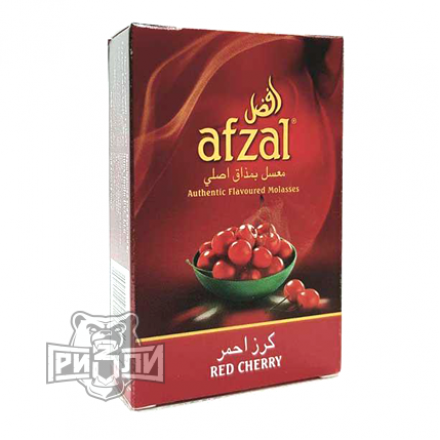 Табак Afzal — Red Cherry (Вишня, 50 грамм)