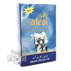 Табак Afzal — Brain Freeze Up (Замороженный Разум, 50 грамм)
