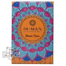 Табак Duman — Banana Cream (Банановый Крем, 100 грамм)