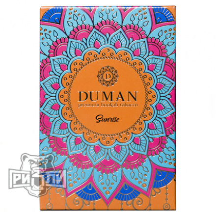 Табак Duman — Sunrise (Санрайз, 100 грамм)
