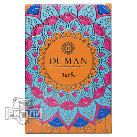 Табак Duman — Turbo (Жвачка Турбо, 100 грамм)