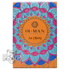 Табак Duman — Ice Cherry (Ледяная Вишня, 100 грамм)