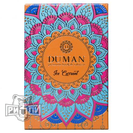 Табак Duman — Ice Currant (Ледяная Смородина, 100 грамм)