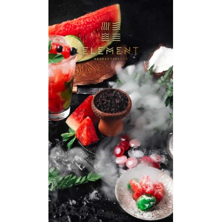 Табак Element Water Watermelon Holls 100 грамм (арбузный холс)