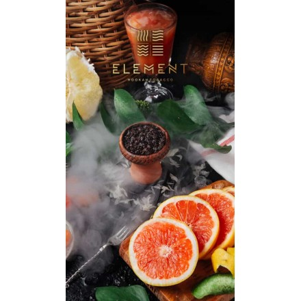 Табак Element Water Grapefruit - Pomelo 100 грамм (грейпфрут с помело)