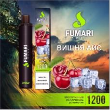 Одноразки Fumari 1200 затяжек (вишня айс)