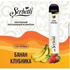 Электронный Персональный Испаритель Serbetli (банан клубника)