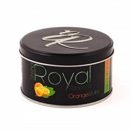 Табак Royal Orange&Mint 250 грамм (апельсин с мятой)