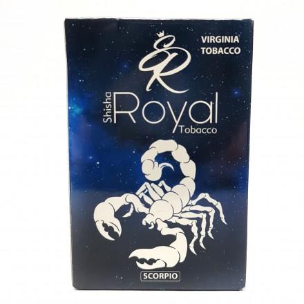 Табак Royal — Scorpio 50 грамм (скорпион)