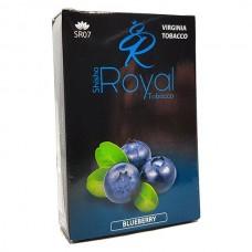Табак Royal — Blueberry 50 грамм (черника)