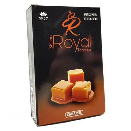 Табак Royal — Karamele 50g (карамель)