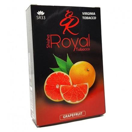 Табак Royal — Grapefruit 50 грамм (грейпфрут)