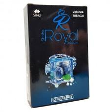 Табак Royal — Ice Blueberry 50 грамм (ледяная черника)