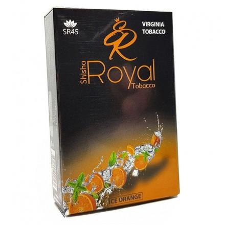 Табак Royal — Ice Orange 50 грамм (ледяной апельсин)