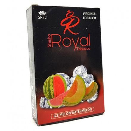 Табак Royal — Ice Watermelon Melon 50 грамм (ледяной арбуз с дыней)