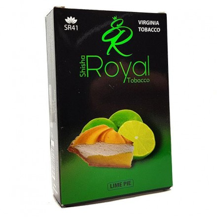 Табак Royal — Lemon Pie 50 грамм (лимонный пирог)