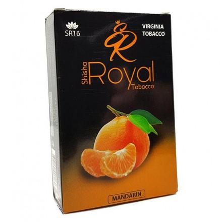 Табак Royal — Mandarin 50 грамм (мандарин)