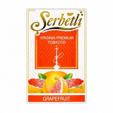 Табак Serbetli Grapefruit 50 грамм (грейпфрут)