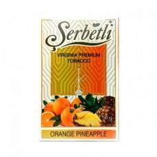 Табак Serbetli Orange Pineapple 50 грамм (апельсин ананас)