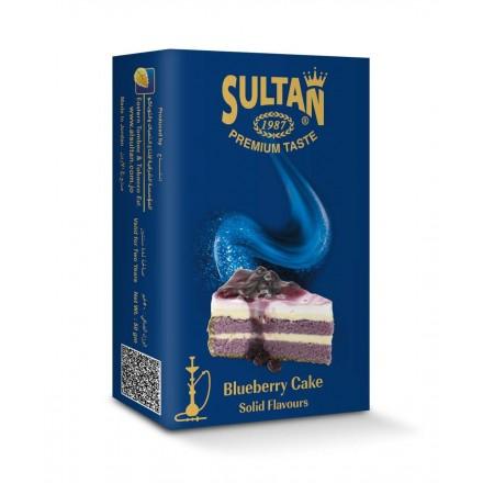 Табак Sultan Blueberry Cake 50 гр (Черничный Пирог)