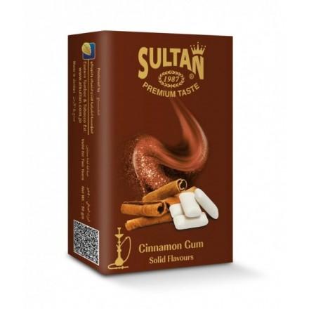 Табак Sultan Cinnamon Gum 50 гр (Корица Жвачка)мм