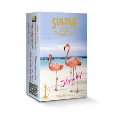 Табак Sultan Flamingo 50 грамм