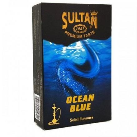 Табак Sultan Ocean Blue 50 гр (Черника Энергетик)