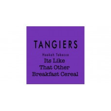 Tабак Tangiers #100 Burley Its like that one breakfast cereal 250 гр (Ягодки, хлопушки, фруктики)