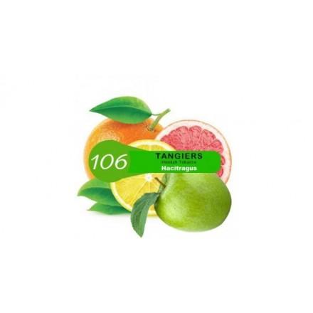 Табак Tangiers #106 Birquq Hacitragus 250 гр (Грейпфрут, апельсин, лайм)